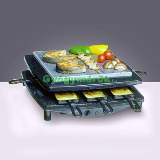 Steba_RC3_Plus_Raclette_kolap_grill_fem